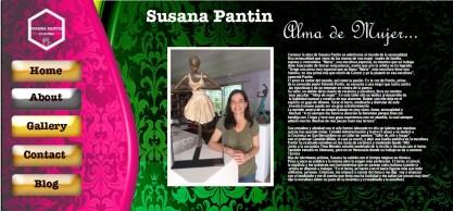 Ceramist Susana Pantin