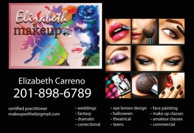 Make up Artist Magazine Ad