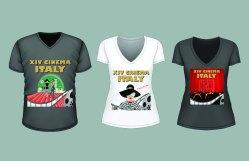 T-shirt: Cinema Italy
