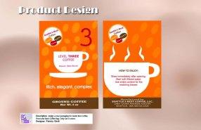 Packaging: Seattle Coffee