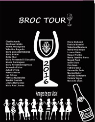 T-Shirt for Broc Tour 2016