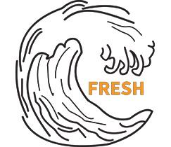 Fresh Logo Restaurant